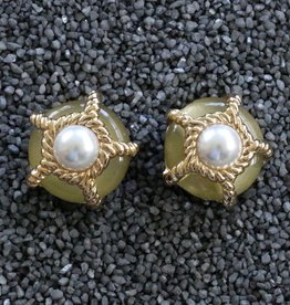 Jewelry VCExclusives: Pearl & Gold Rope Pops in Blonde
