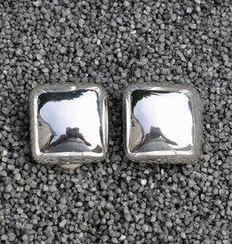 Jewelry Sebbag: Silver Square