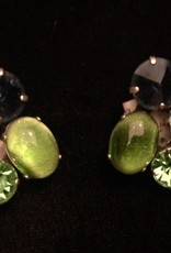 Jewelry Blinn: 4 Stones Ladybug in Autum Garden