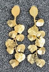 Jewelry KJLane: Long Ivy Drops
