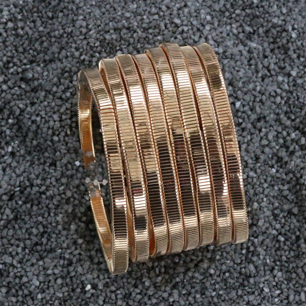 jewelry KJLane: Rose Gold Stretch