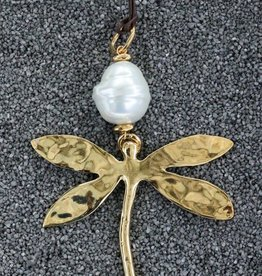 Jewelry VCExclusives: Dragonfly w/Pearl