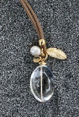 Jewelry VCEclusives: Gold Leaf, Pearl, Crystal