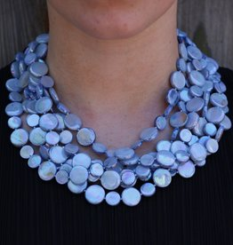 Jewelry VCExclusives: Chimes Glass Beads Blue