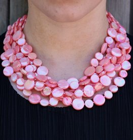 Jewelry VCExclusives: Glass Beads Pink