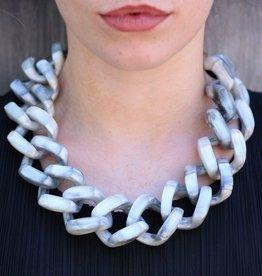 Jewelry Denaive: Caroline Glaicier Blue Lucent