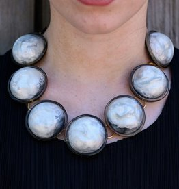 Jewelry Denaive: Sally Gray Lucent w/Black