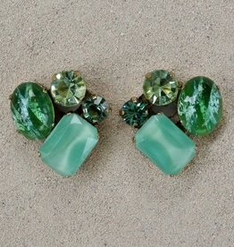 Jewelry Blinn: Four Stone Green
