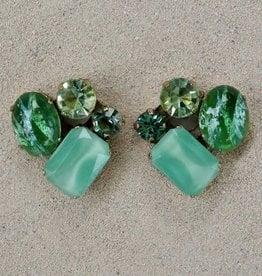 Jewelry Blinn: Four Stone Green
