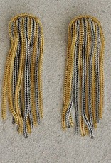 Jewelry FMontague: Gold and Silver Tassels