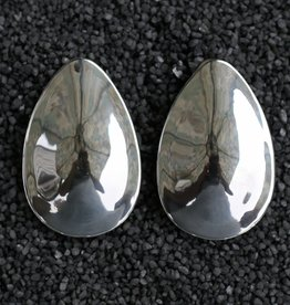 Jewelry Sebbage: Silver Tear Drop