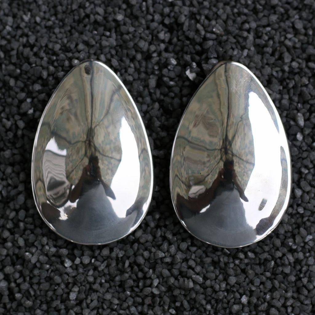 Jewelry Sebbage: Silver Tear Drop