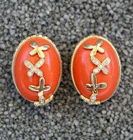 jewelry VCExclusives: Butterfly Orange Pave