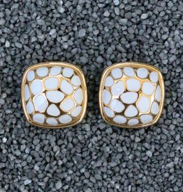 Jewelry VCEclusives: Mosaic White with Gold