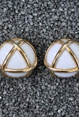Jewelry VCExclusives: Gold Triangle /  White