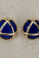 Jewelry VCExclusives: Gold Triangle / Dark Blue