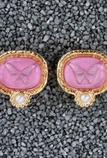 Jewelry VCExclusives: Butterfly Pink with Pearl
