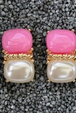 Jewelry VCExclusives: Sharon Pink over Pearl