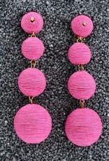 Jewelry KJLane: Balls Pink