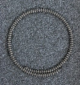 Jewelry FMontague: Mabrouk Black and Silver