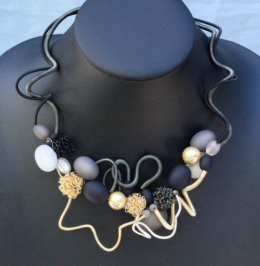 Jewelry VCExclusives: Grape Gray, Gold, and Black