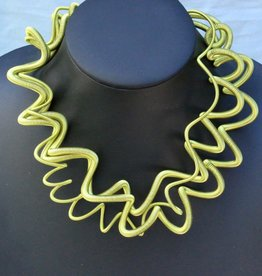 Jewelry VCExclusives: Spirale Lime Green