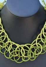 Jewelry VCExclusives: Coils Lime Green