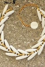 Jewelry Denaive: Carmen White