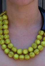 Jewelry Denaive: Jane / Lime and Black