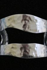 Jewelry KSultan: Free Form Silver Cuff