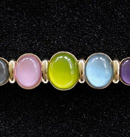 Jewelry VCExclusives: Babs with Lime Blue Pink