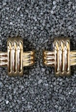 jewelry VCExclusives: Deco Cross Gold