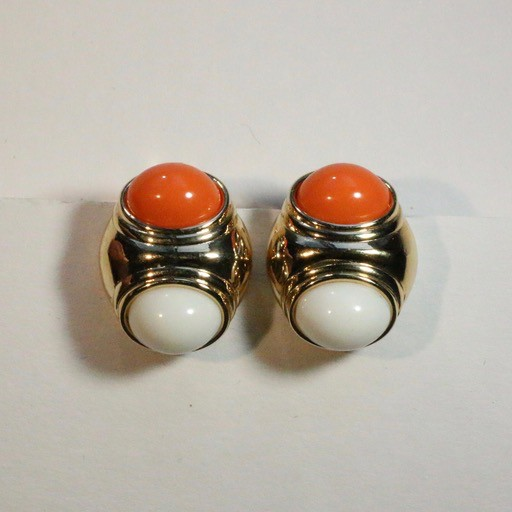 Jewelry VCExclusives: Coral & Ivory Doubel Header