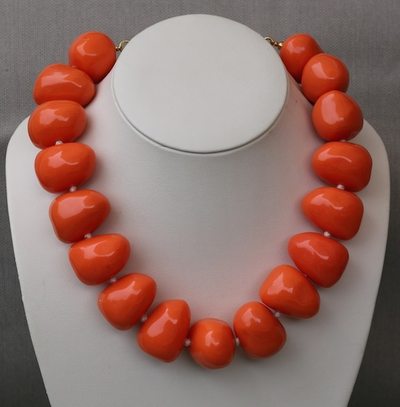 Jewelry KJLane: Pebbles Coral