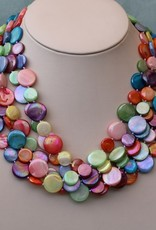 Jewelry VCExclusives: Chimes Glass Beads Multi Color