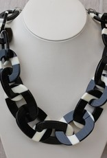 Jewelry VCExclusives: Flat Links Black & White