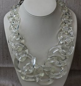 Jewelry VCExclusives:  Large Links Lucite