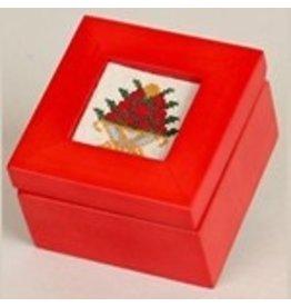 Sudberry House Mini Box Red