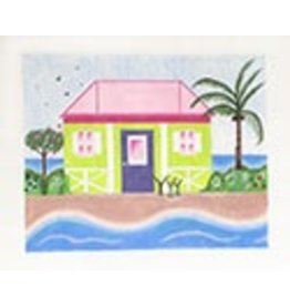 BB Needlepoint Design Nevis House<br />