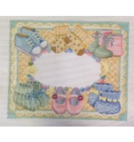 Alice Peterson Babies Booties<br />
