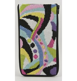 Alice Peterson Abstract - Eye Glass Case