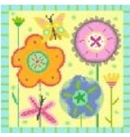 Birds of a Feather Summer Garden - yellow<br />