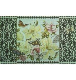 Colors of Praise Magnolias -<br />27&quot;x16&quot;