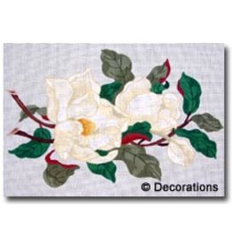 Decorations Magnolia    <br />