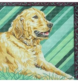 Barbara Russell Golden Retriever<br />
