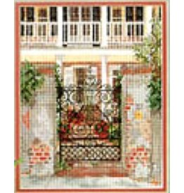 CW Designs Ironwork Gate<br />