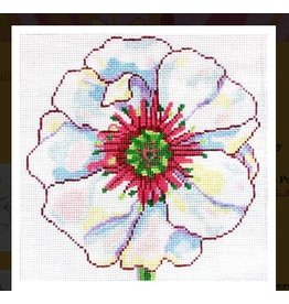 Jean Smith Designs White Poppy<br />