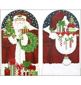 Melissa Shirley Classic Santa stand-up<br />6&quot;x10&quot;