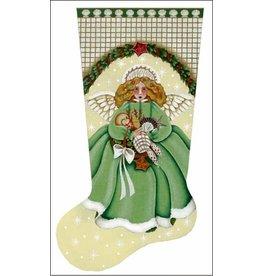 Melissa Shirley Angel stocking
