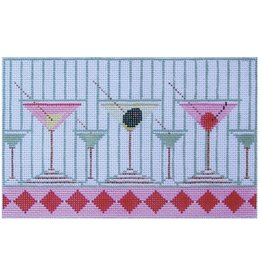"Shelly Tribbey Martini's Anyone? 6.5""x4.25"""